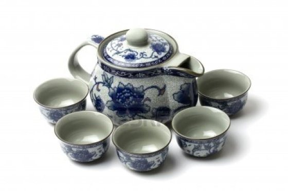 9316698-chinese-tea-set-with-cups-and-tea-pot-isolated-on-white